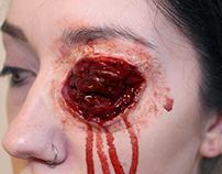 SFX - Gunshot Wound