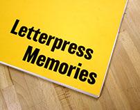 Letterpress Memories