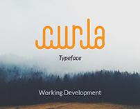 Curla Typeface