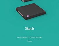 Stack - Modular Computer Concept