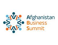 Afghanistan Business Summit Logo Design