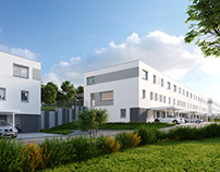 Housing. Leoben, Austria.