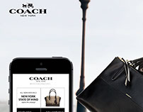 Coach New York Stories | Wishlist App
