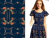 Valeria Noveau: pattern design