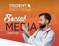 Trident Hospital Social Media Creatives
