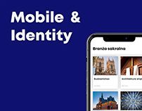 Mobile application & Identity Design