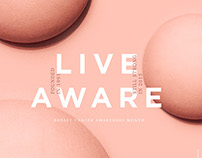 Stay Aware - Breast Cancer Awareness Month