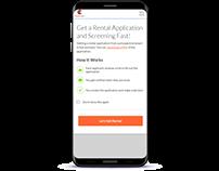 Landlord Rental Application