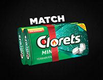 Match Pack Clorets