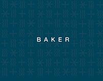 Baker Re-Brand