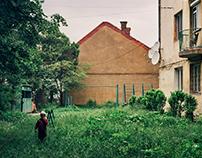 Growing urban vegetation