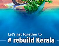 # Rebuild Kerala Campaign