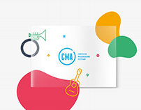 Christliche Musikakademie | Corporate Design