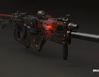 project_94 weapon design
