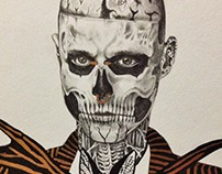 Rick Genest: The Zombie Boy