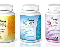 Nutrilive Care packaging design