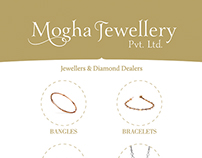 Branding for Mogha Jewellery Pvt. Ltd.