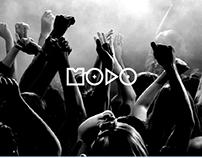 MODO . Brand Identity