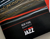 NEW YORK QUARTETT / LOUNGE JAZZ