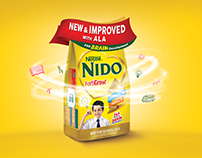 Nido Fortigrow New Pack