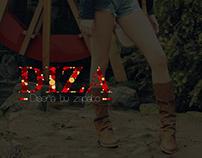 Shoe Selling Website | Diza