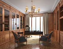 Classic provence style villa in Geneva