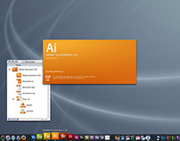 Adobe CS3 Desktop Brand