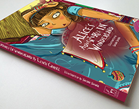 Alice's Adventures in wonderland- reillustrated