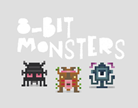 8-bit Monsters