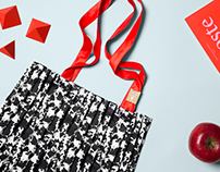 Write Sketch & | Super! Collection | WW Tote Bags