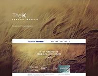 TheK bank Web Draft