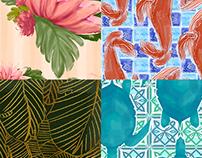Interior Patterns (Freelance)