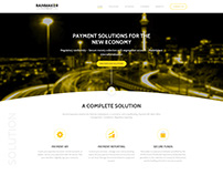 Rainmaker Payment Landing Page