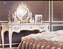 Soft Classic Bedroom
