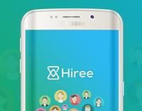 Hiree Jobseeker App