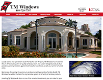 Window Manufacturer Website