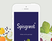 Spisgrønt - Native App
