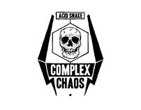 Complex Chaos Logo Designs