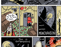 comics dump