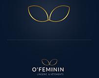 Logo O'Feminin