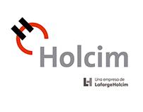 Diseño de publicidad Plan 2030 para Holcim Argentina.