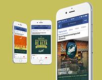 Gusto Mercearia - Social Media