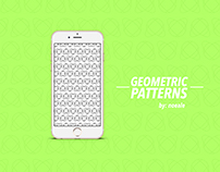 Geometric Patterns | Wallpapers & Cover Design