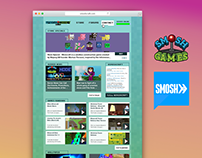 SMOSH Craft Minecraft Gaming Portal