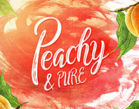 Peachy & Pure - Typeface