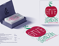 The Give Garden Brand Identity