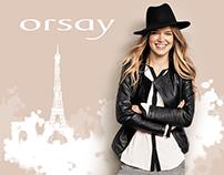 Orsay - banner ads