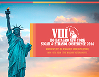 VIII ISO DATAGRO Conference - New York 2014
