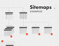 Some Website Sitemaps