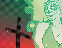 Dead Mariachi - Death Song ~ Illustration